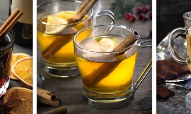 Bebidas calientitas para el frío