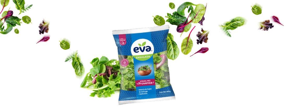 Ensalada Provenza Eva, la mezcla perfecta