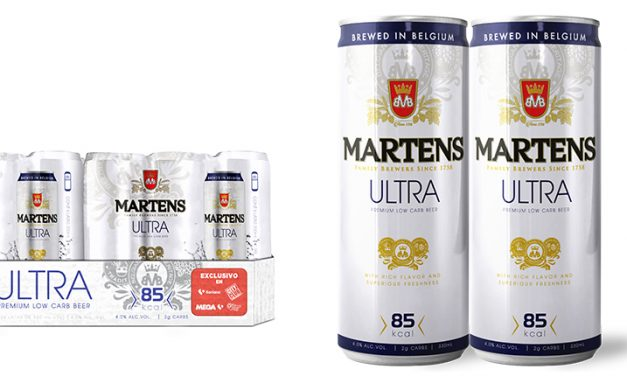 Martens Ultra, una súper cerveza baja en calorías