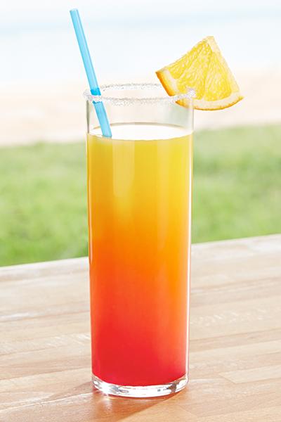 Limonada de Sandía y Menta