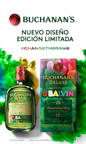 Buchanan's JBALVIN