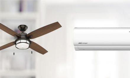 Dile adiós al calor con este Ventilador de Techo y Minisplit Inverter