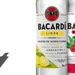 Nuevo Bacardí, ¡Limón y raspberry!
