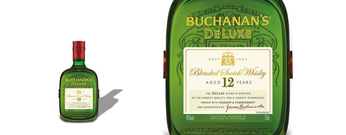 Un lujo hecho whisky, Buchanan's 12 AÑOS DELUXE