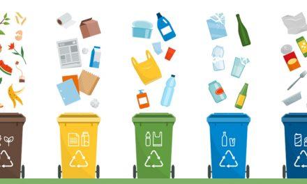 ¡Separa la basura y ayuda al planeta!