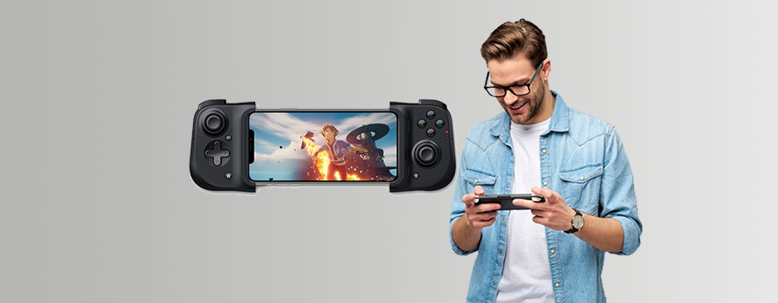 La mejor experiencia para juegos móviles.