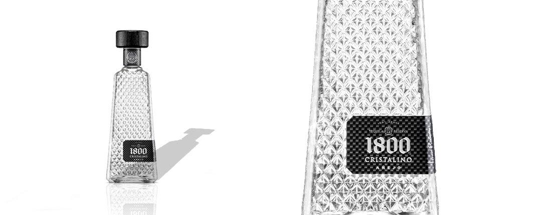 Tequila 1800, añejamiento intenso, redondo y terso