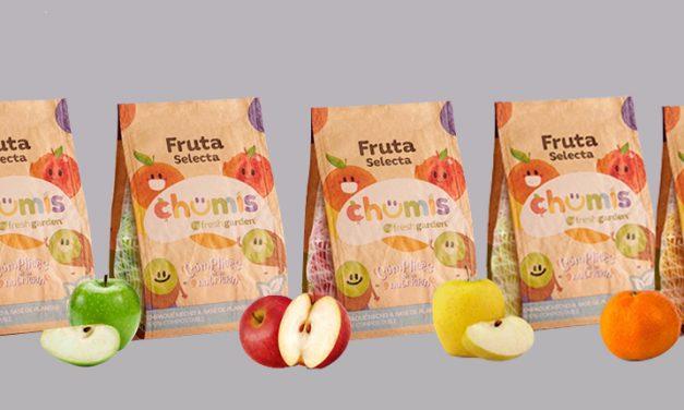 Fruta Selecta Chumis, ¡Claro! de Fresh Garden