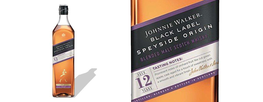 Speyside Origin, lo nuevo Johnnie Walker Black Label