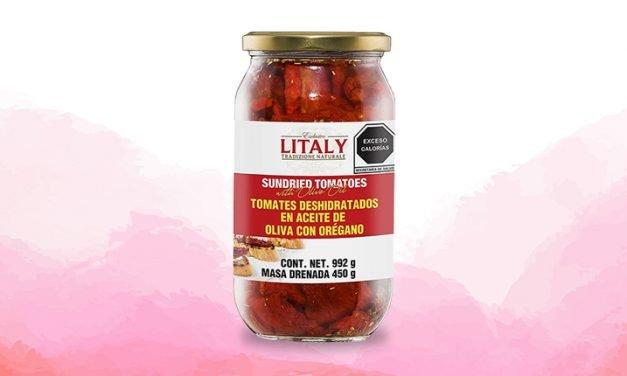 Tomates deshidratados, un toque italiano para tus platillos