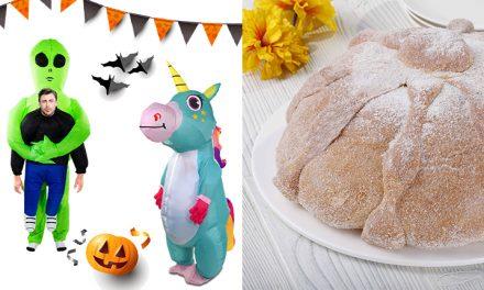 Prepárate para el Halloween más escalofriante y el más delicioso Día de Muertos